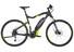 HAIBIKE Sduro Cross 4.0 Elcykel Hybrid Herr svart